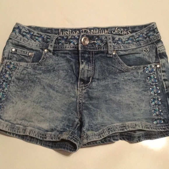 Justice Other - Justice patterned shorts
